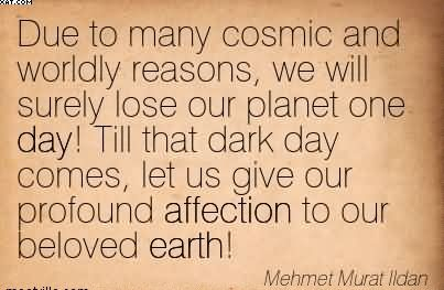 Quotes About Our Earth