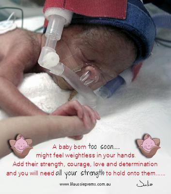 A Baby Born Too Soon Might Feel Weightless In Your Hands Add Their Strength, Courage, Love And Determination And You Will Need All Your Strength To Hold Onto Them.