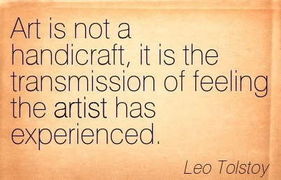 tolstoy essay what is art