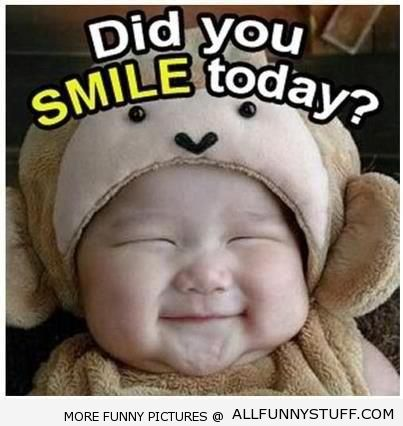 Did You Smile Today.