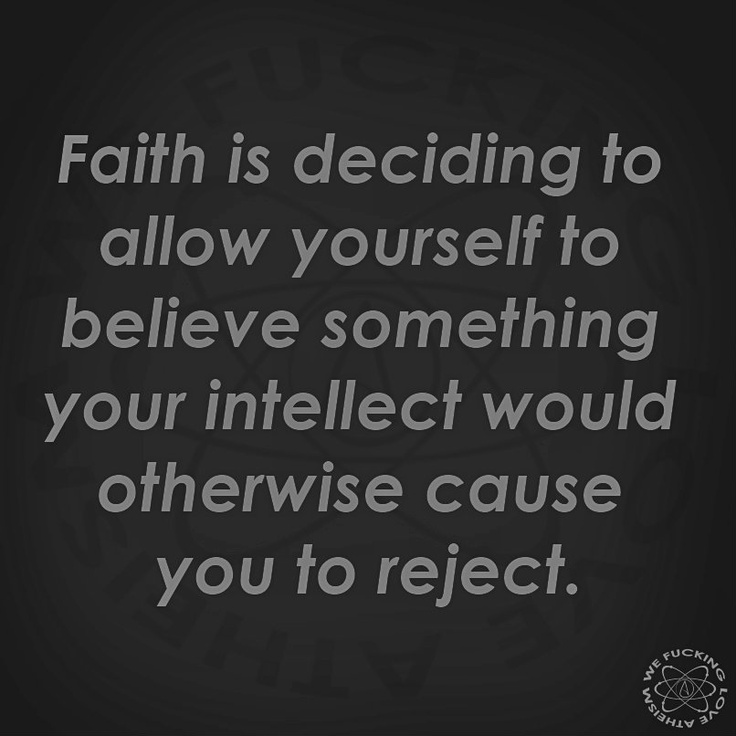 deciding your own faith Christians always claim that the bible is the foundation of their faith, but   according to your own personal desires that's called cherry-picking.
