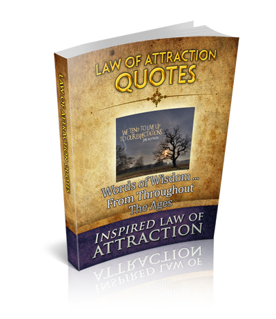 Law Of Attraction Quotes Book