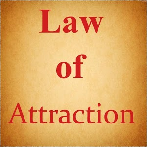 Law Of Attraction.