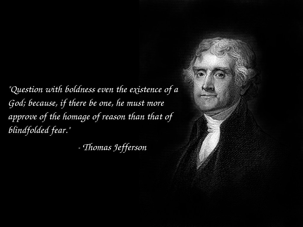Thomas Jefferson Quotes On Education Quotesgram