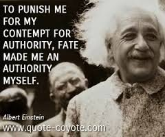 To Punish Me For My Contempt For Authority, Fate Made Me An Authority Myself