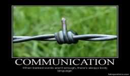 Communication - When Word Are Not Enought