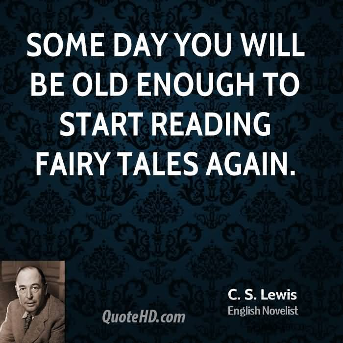 how to start a fairy tale