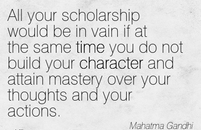 Quotes for Character