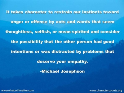Character Quotes Pictures and Character Quotes Images with Message