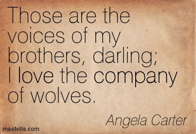 angela carter the company of wolves essay