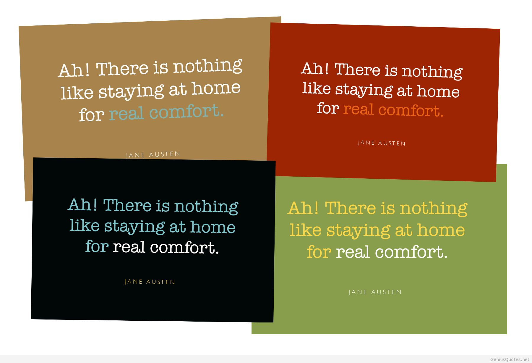 There Is Nothing Like Home Quotes: Comfort Quotes Images (593 Quotes) ← QuotesPictures.com