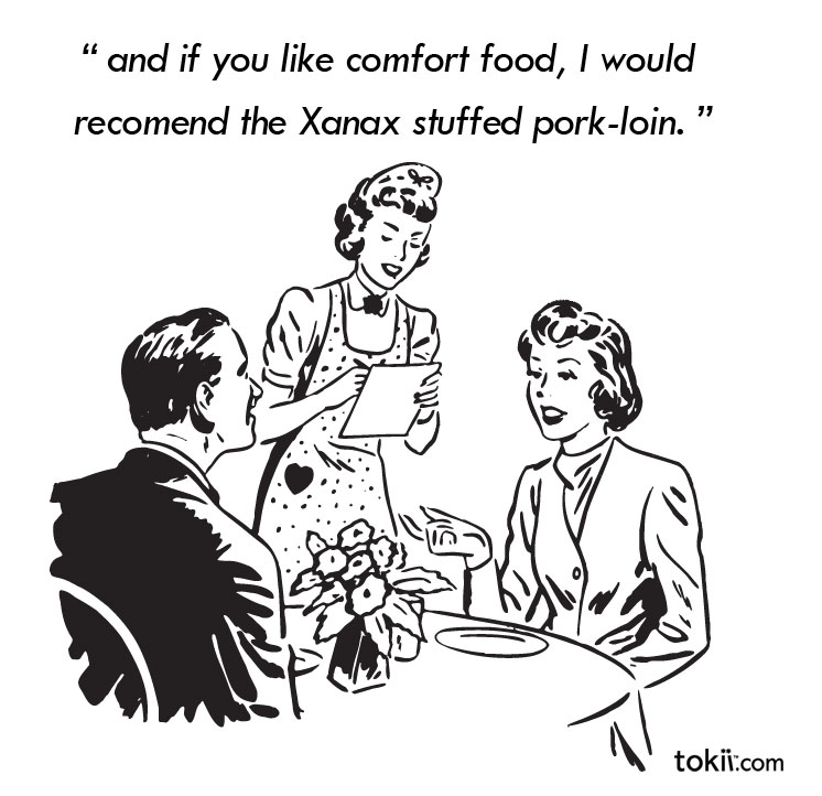 And If you like Comfort Food, i Would Remoned the Xanax Stuffeed Park-Join.