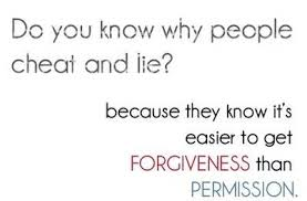 Do You Know Why People Cheat And Lie !