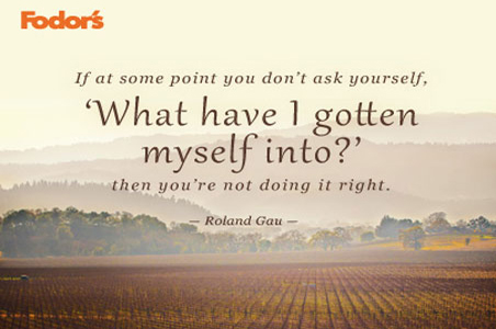 If At Some Point You Don't Ask Yourself, 'What Have I Gotten Myself Into!' The You're Not Doing It Right. - Comfort Quote
