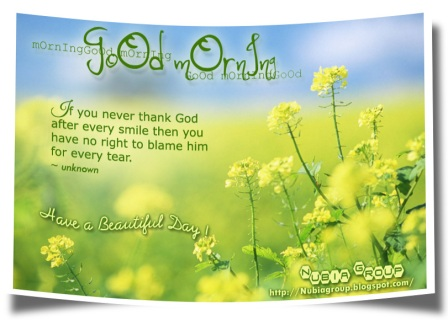 If You Never Thank God After Every Smile Then You Have No Right To Blame Him For Every Tear. ~ Blame Quotes