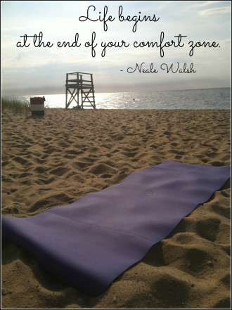 Life Begins at the End of your Comfort Zone… Neale Walsh