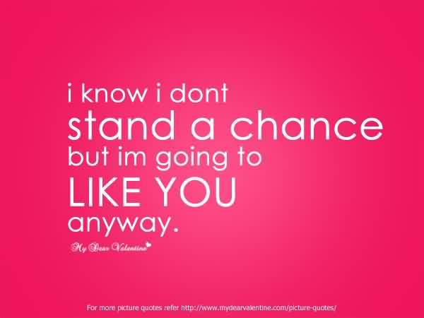 Love Like Quote-I am going to Like you