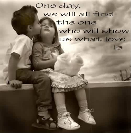 Love Quote about what love is