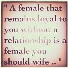 Love Relationship Quote for her