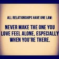 Love Relationship Quote-Love Relationship Law