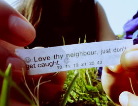 Love They Neightbour Just Sont get Caught… - Cheating Quotes