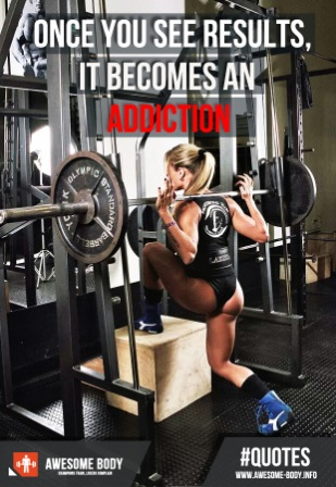Once You See Results. It Becomes An Addiction.