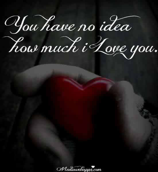 Short Cute Love Quote-I Love You