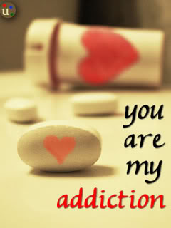 You Are My Addiction.  ~ Addiction Quotes