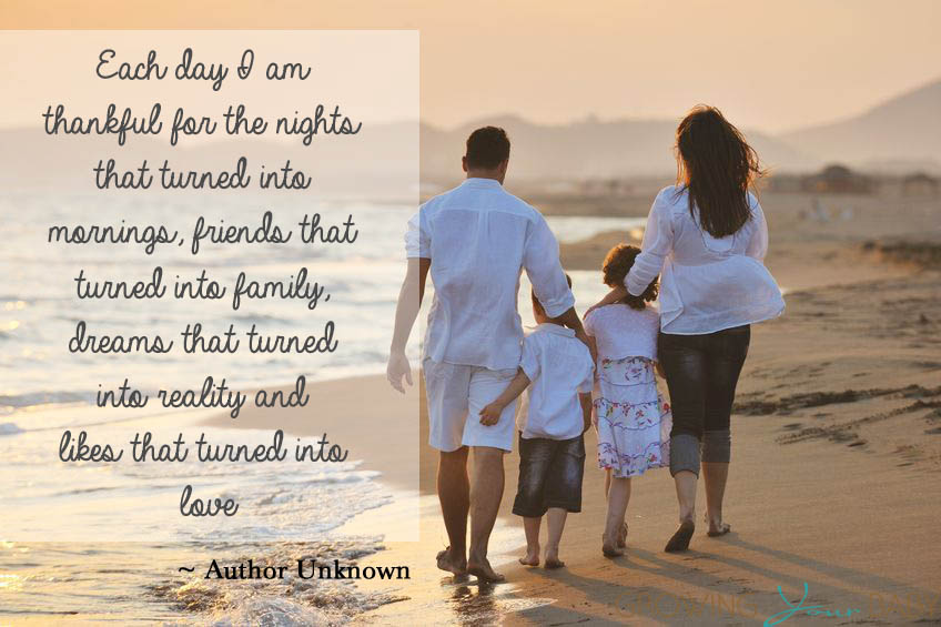 Beautiful Clarity Quote by Author Unknown ~ Each day i am thankful for the nights that turned into mornings…