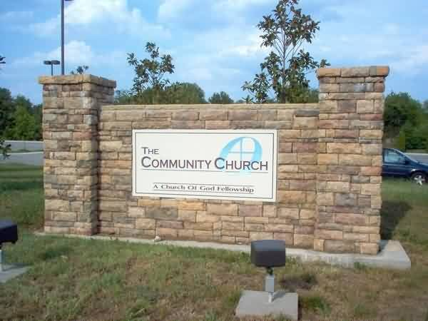 Best  Church Quote ~ The Community Church