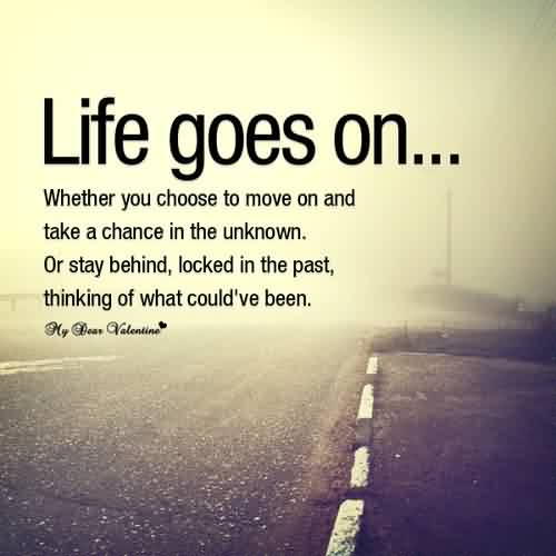 Best Inspirational Life Quotes Images Life Goes On