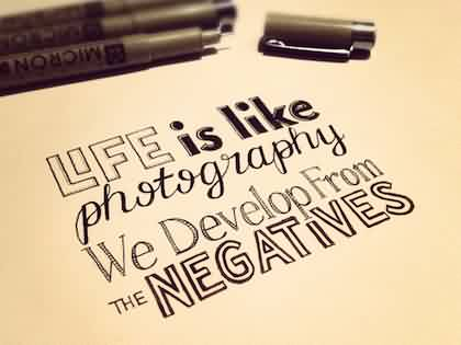 Best Quotes about Life Image - Life is Like photography