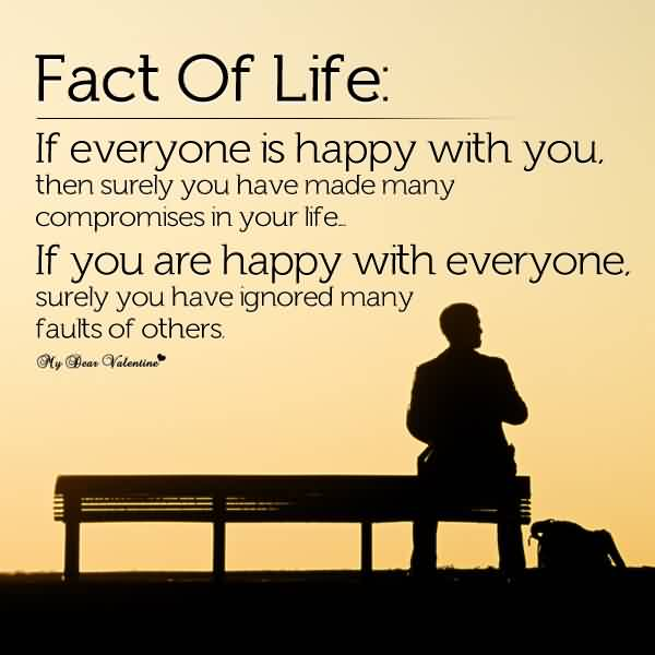 Best Quotes about Life - True Facts of happy Life