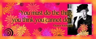 Exilant Clarity Quote ~  You must do the thing you think you cannot do.