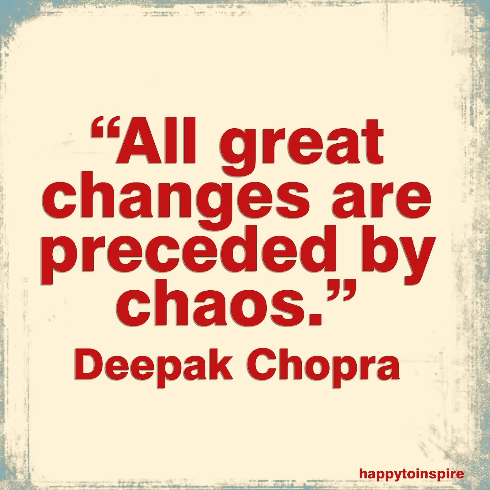 Chaos Quotes Pictures and Chaos Quotes Images with Message - 5