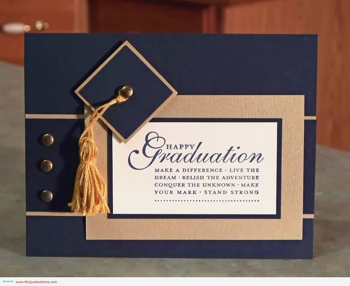 happy graduation quotes