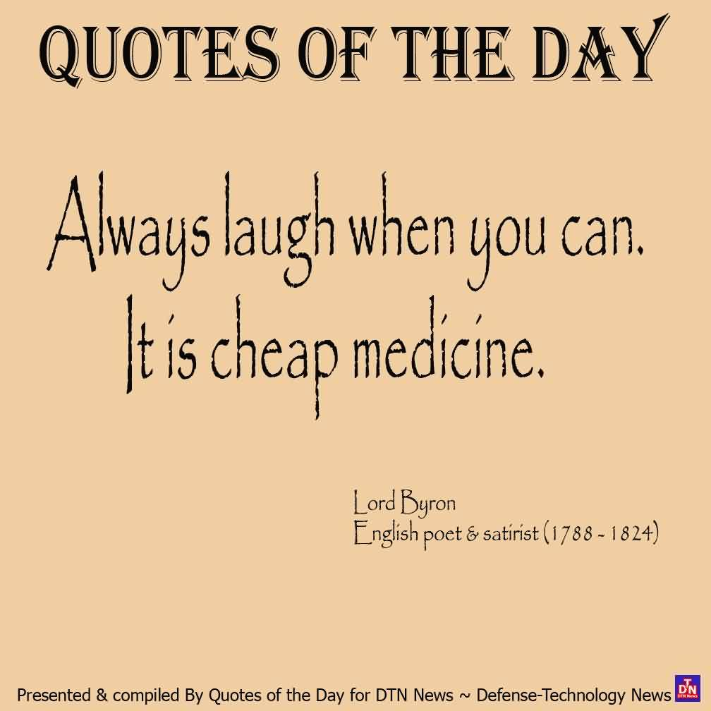 Good Graduation Quotes By Lord Byron ~Quotes of yhe day…
