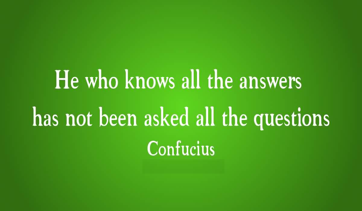 Nice Life Quotes Images by Confucius