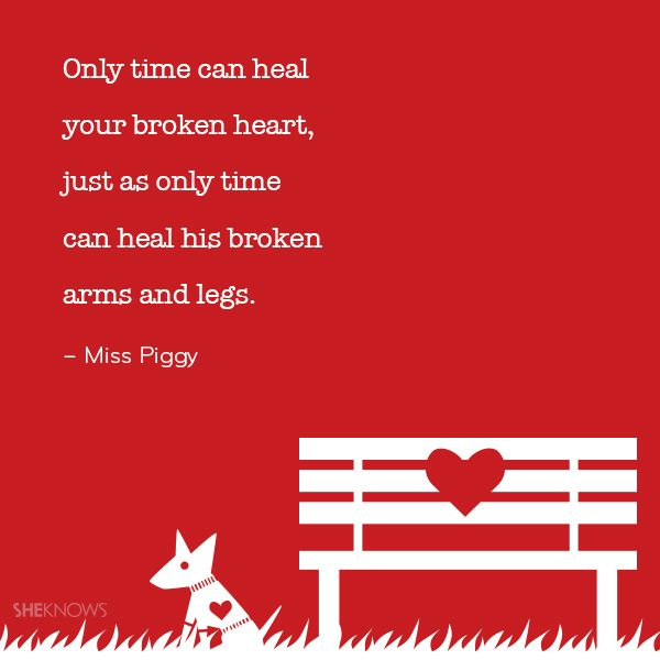 Love quotes breakup quotes mend your broken heart