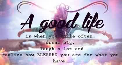 Short Goof Life Laugh Dream Quote image