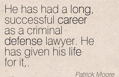 Success Career Quotes By Patrick Moore He Has Had A Long