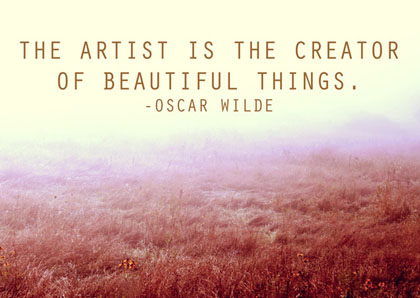 Artistic Quotes Beauty Artist Quote is Creator Jpg