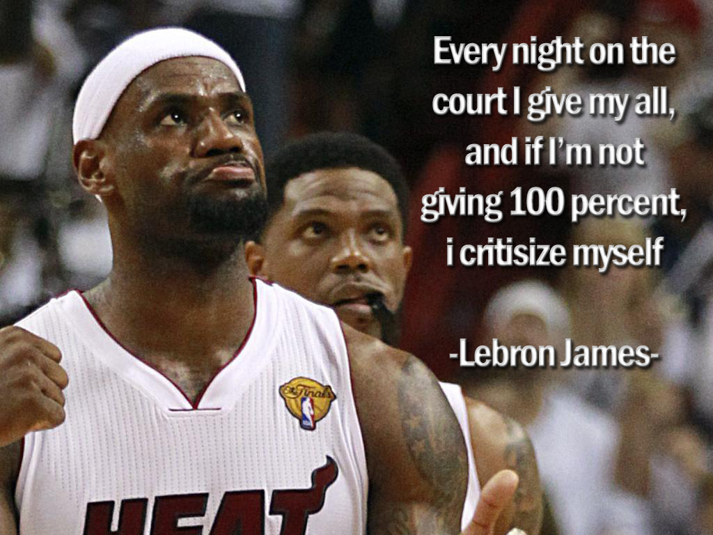 Lebron James Quotes - Baller Quotes