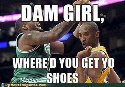 Funny Basketball Quotes | Funny Basketball Quotes Where Had You Get Your Shoes