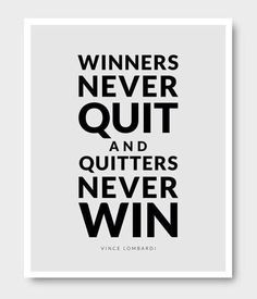 Short Basketball Quotes – Quitters Never Win ...