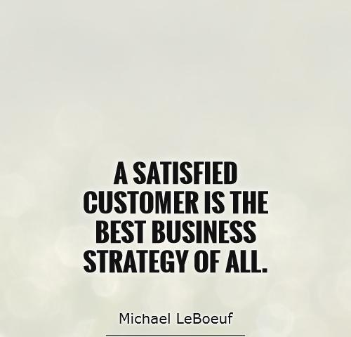 Famous Business Quotes Customer Service: Business Quotes Images (297 Quotes) : Page 2