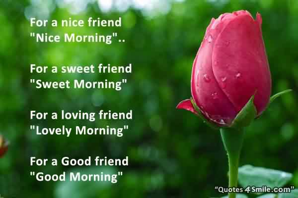 Best Inspirational Good Morning Message Quotes For Friends For A