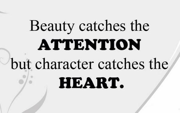 Famous Character Quote Character Catches The Heart Gorgeous Quotes About Character