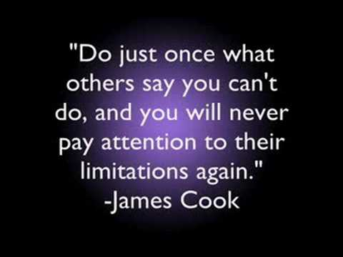 Great Motivational Quotes Impressive Great Motivational Quote About Success By James Cook You Will