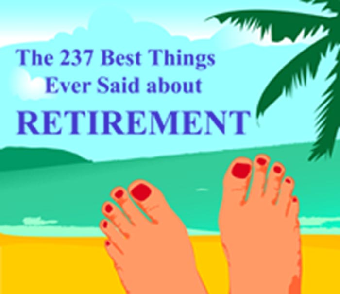 Best Things For Retirement Party